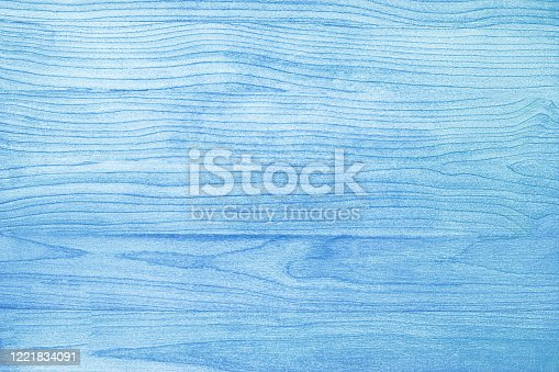 643874908 istock photo Abstract light blue color wooden background top view closeup, empty wood board backdrop, painted plank surface, blank natural tree wallpaper design, wooden pattern, timber material texture, copy space 1221834091