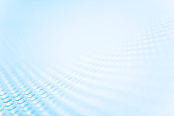Abstrakt: Hellblau – Foto