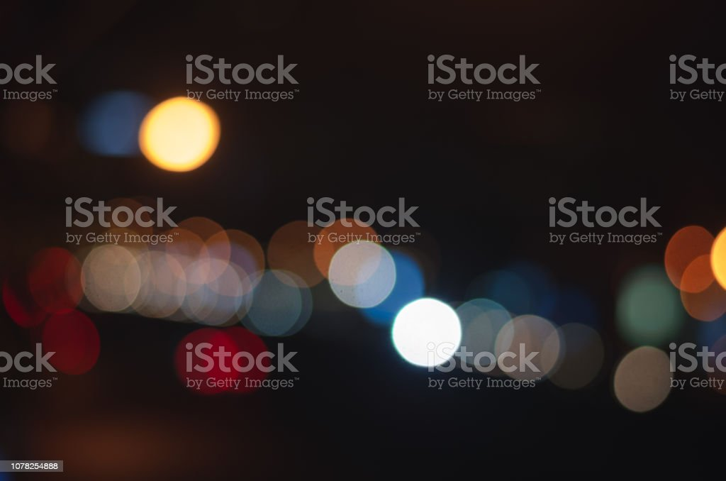 abstract light blur bokeh background celebration merry christmas and...