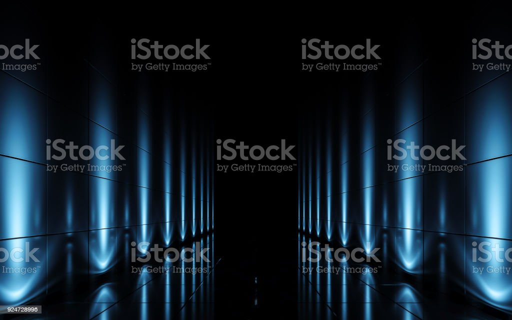Abstrait lumière - Photo