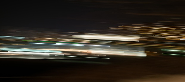 1061376952 istock photo Abstract light trails, motion blured 1195722730