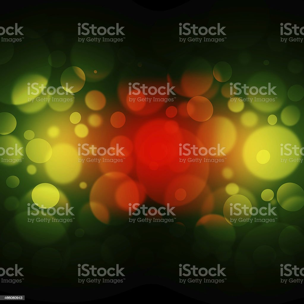 Abstract lights background royalty-free stock photo