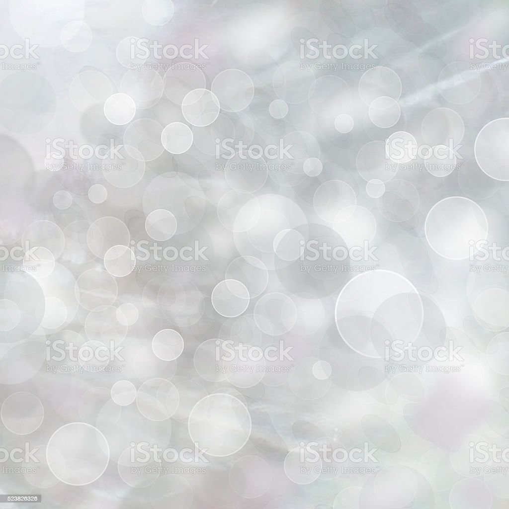 Abstract lights bokeh background stock photo