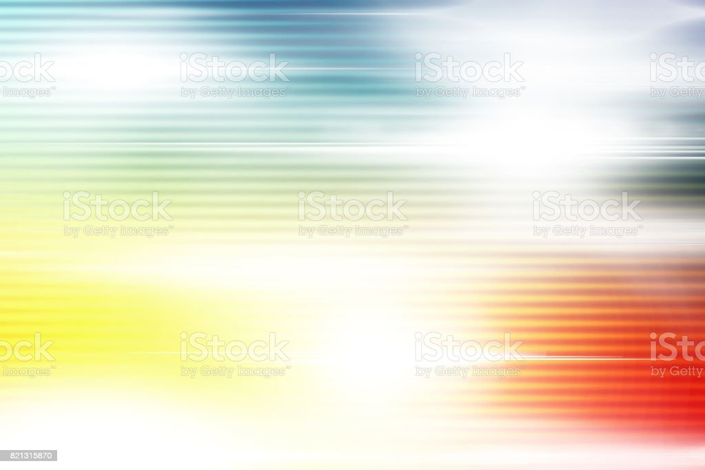 Abstract Line Pattern Background Rainbow Colors stock photo