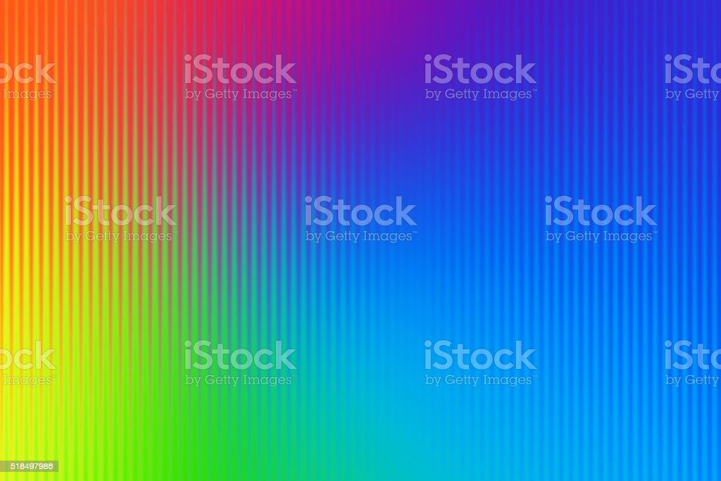 Abstract Line Pattern Background Rainbow Spectrum stock photo