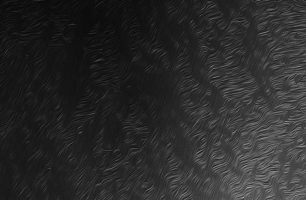 Abstract line steel texture background. stock photo