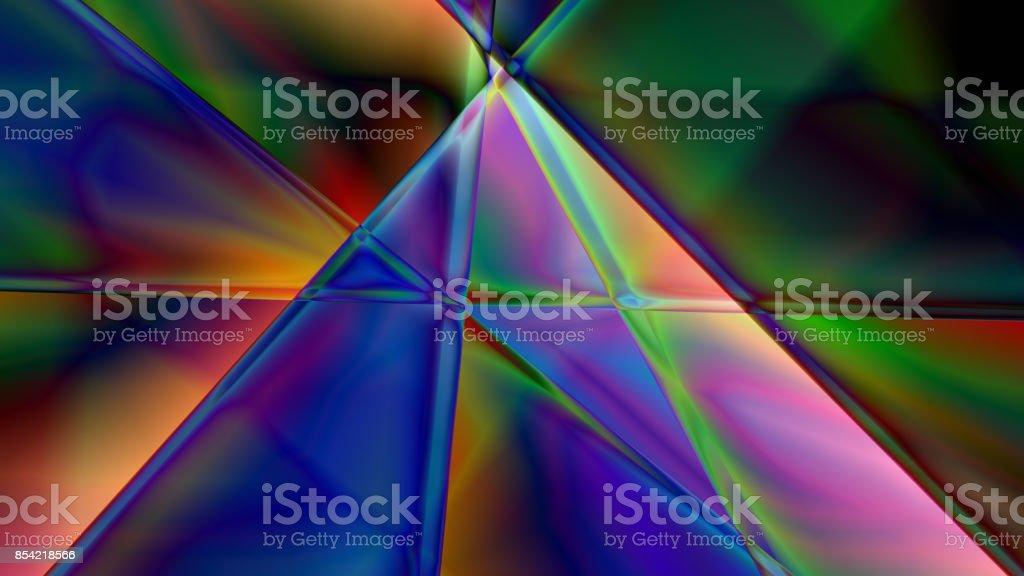 抽象的線性棱鏡背景圖像檔