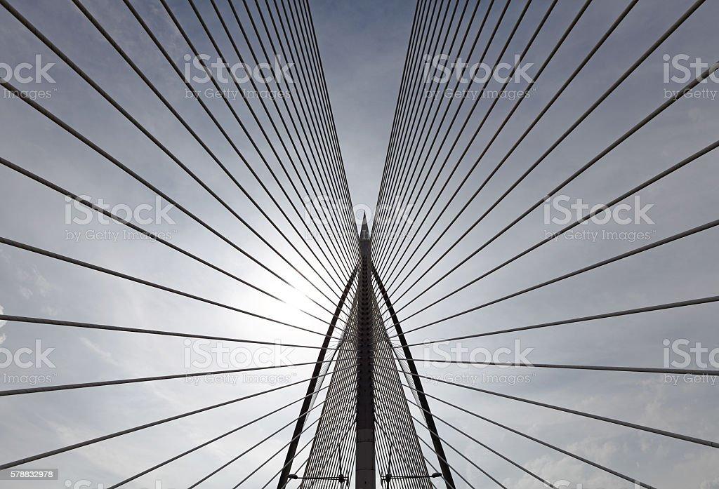 Abstrait lignes  photo libre de droits
