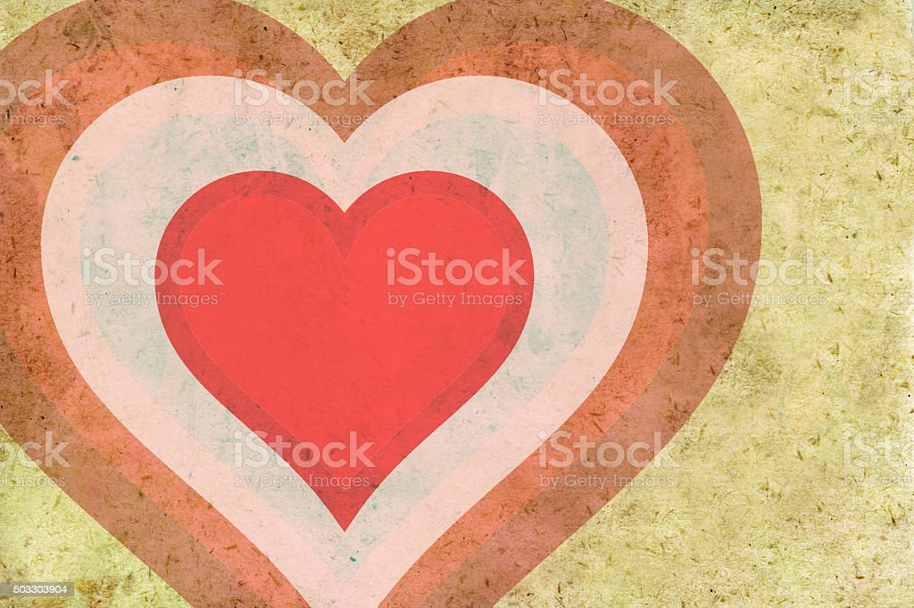 Abstract love background stock photo