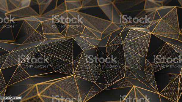 Abstract lowpoly black background with golden lines picture id1084221488?b=1&k=6&m=1084221488&s=612x612&h=v9n5dnvzx3qdbnz72d5dh9xuzkuv0d20taxzdjcwdiu=