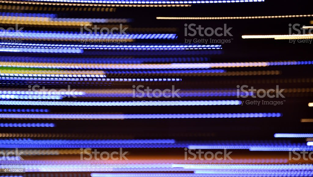 Abstract luminous lines background stock photo
