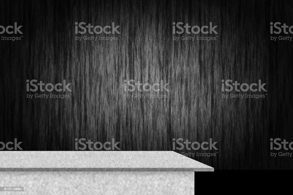 Abstract Luxury Black Gradient With Border Black Vignette Background