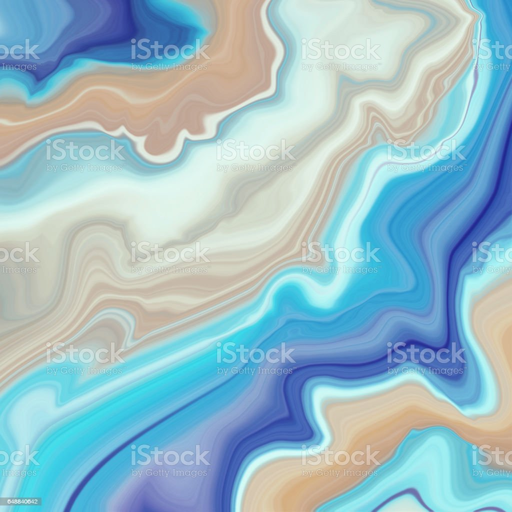 abstract marbled background, decorative painted texture, liquid paint, marbling effect, agate macro lines wallpaper stock photo