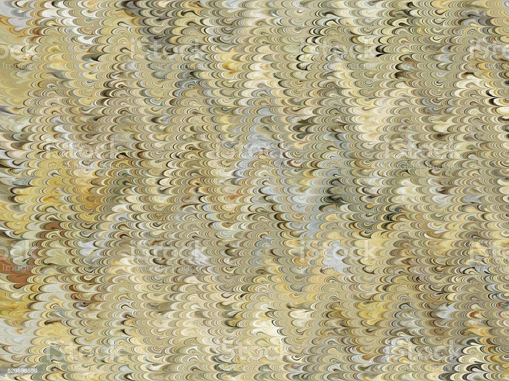 Abstrakte marmorpapier – Foto