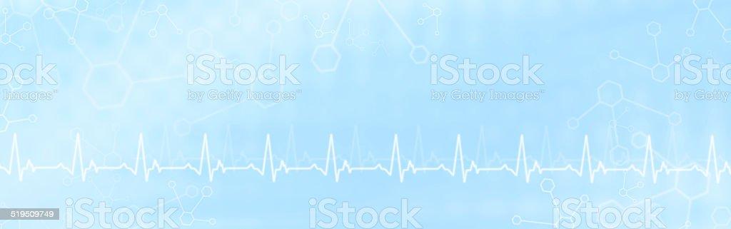 Abstrato fundo médico - foto de acervo
