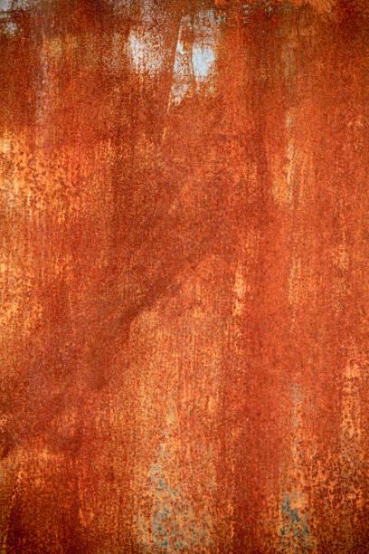 abstrakter metallhintergrund, - rostrot stock-fotos und bilder