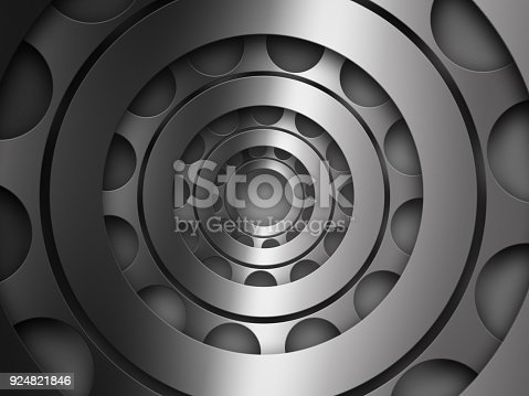 istock Abstract metal background 924821846