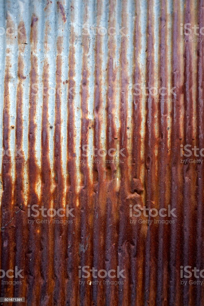 Abstract Metal door royalty-free stock photo