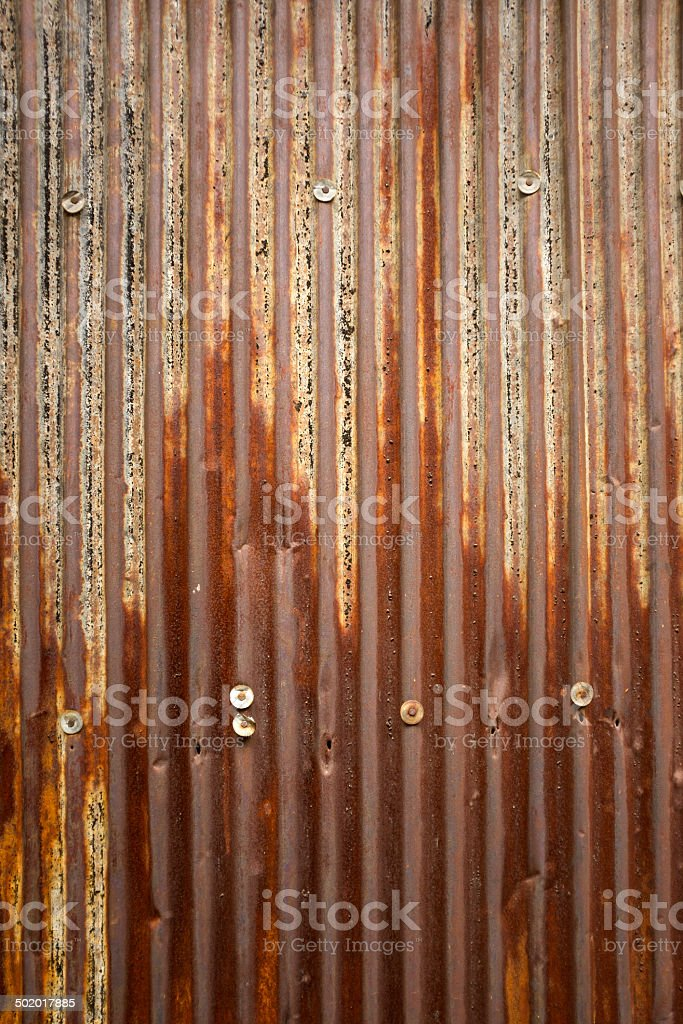 Abstract Metal door royalty-free stock photo