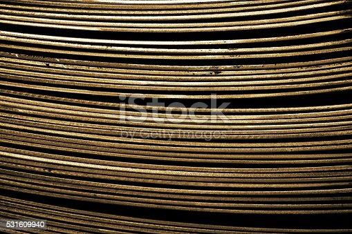 521603010istockphoto abstract metal line 531609940