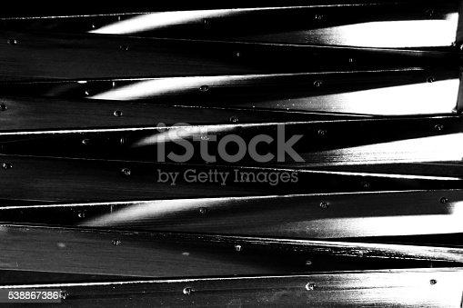istock abstract metal line 538867386