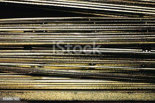 521603010istockphoto abstract metal line 538867452