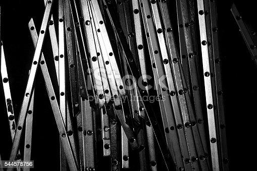521603010istockphoto abstract metal line 544578756