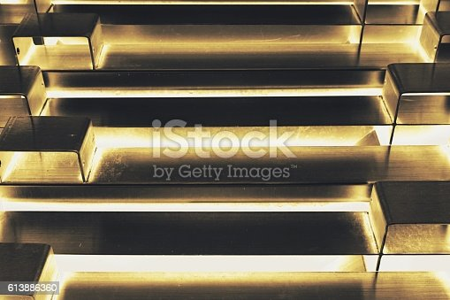 521603010istockphoto abstract metal line 613886360