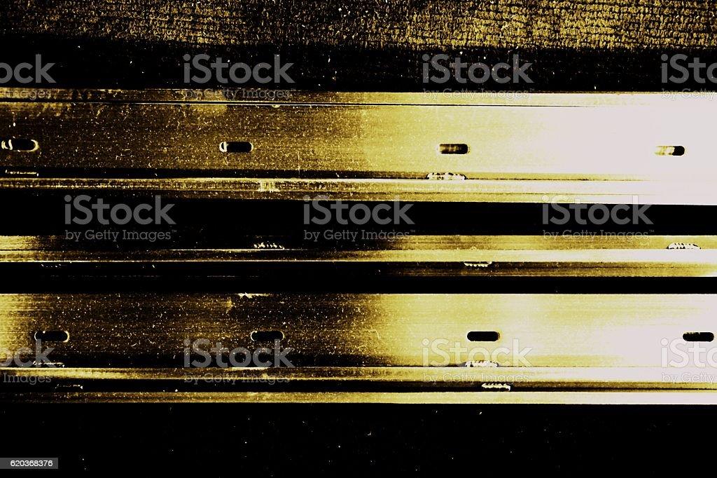 Tło metalu linii zbiór zdjęć royalty-free