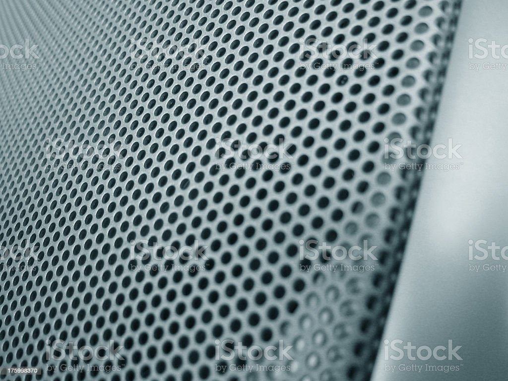 Abstract metal pattern royalty-free stock photo