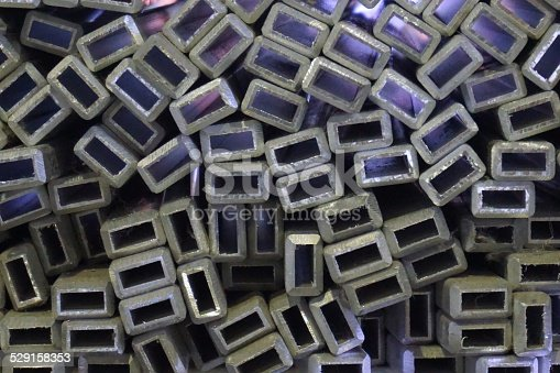 istock abstract metal tube cutting 529158353
