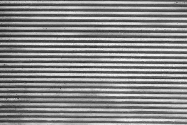 Abstract metallic background stock photo