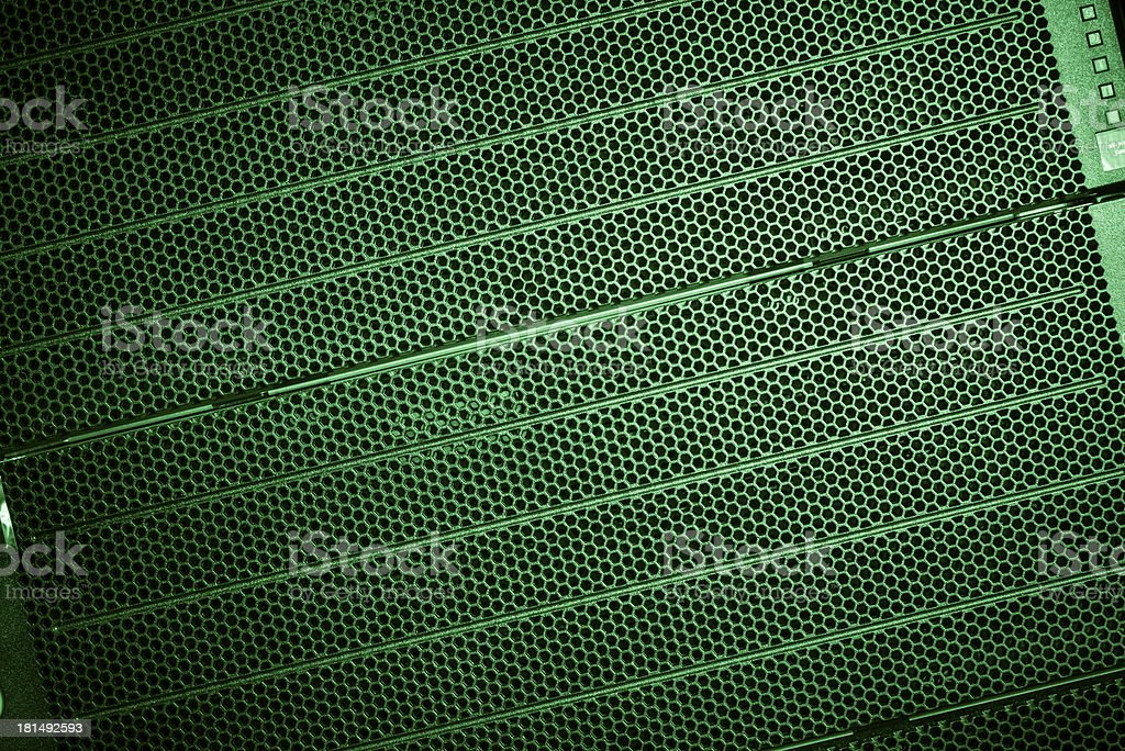 abstract metallic grid royalty-free stock photo
