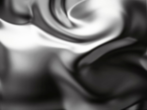 Digitally generated metallic (abstract) reflection background.