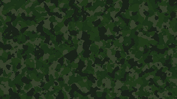 Abstract Military Camouflage texture Background. Military camouflage pattern. camouflage stock pictures, royalty-free photos & images