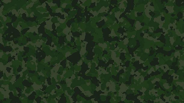 abstract military camouflage texture background. - flecktarn stock-fotos und bilder
