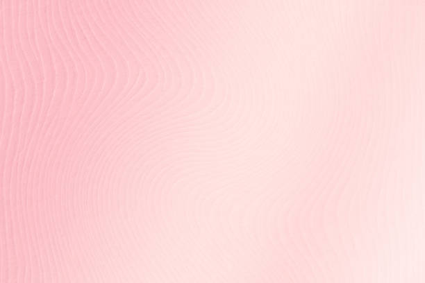abstract millennium pink tone and wave - femininity stock pictures, royalty-free photos & images