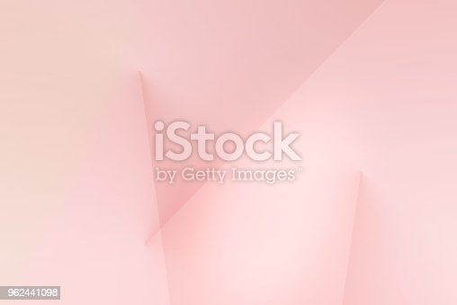 istock Abstract millennium pink tone with lines 962441098