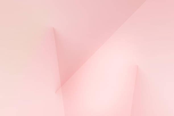 abstrakte millennium rosa ton mit linien - tanz make up stock-fotos und bilder
