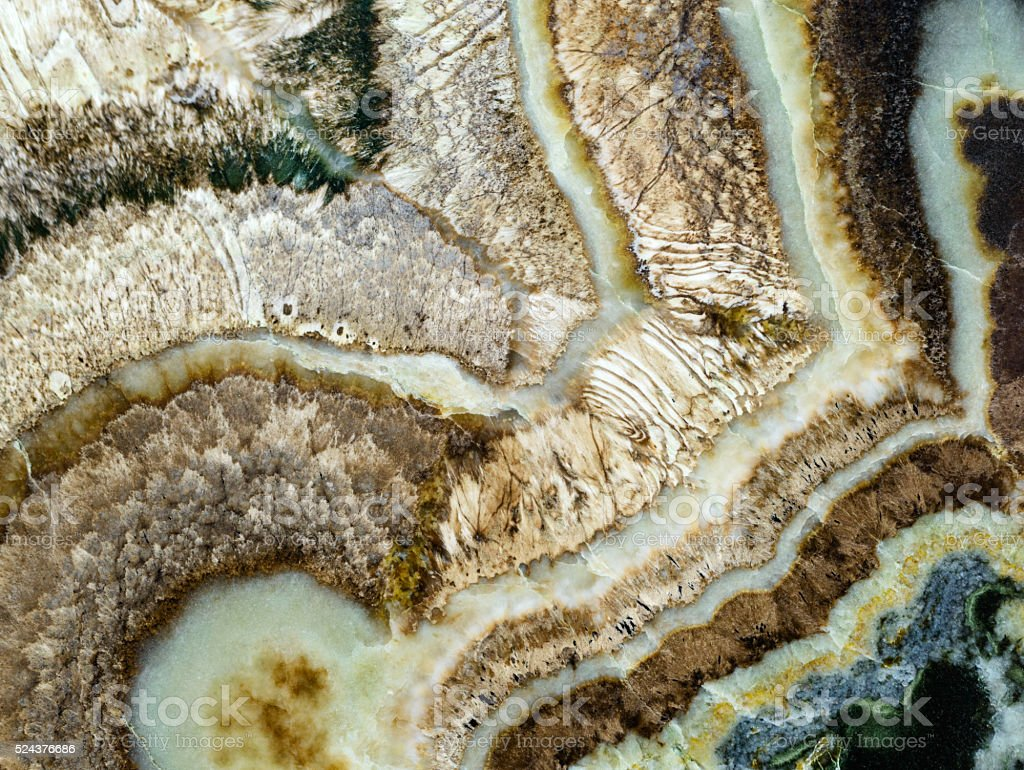 Abstract mineral texture stock photo