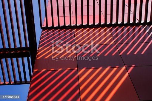 istock Abstract Modern Architecture 472364344