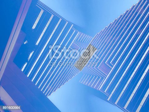 638467106istockphoto Abstract modern business background 891600564