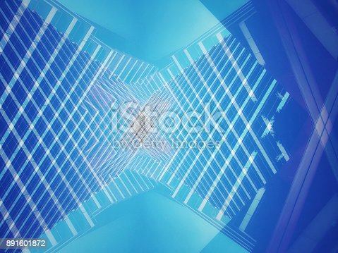 638467106istockphoto Abstract modern business background 891601872