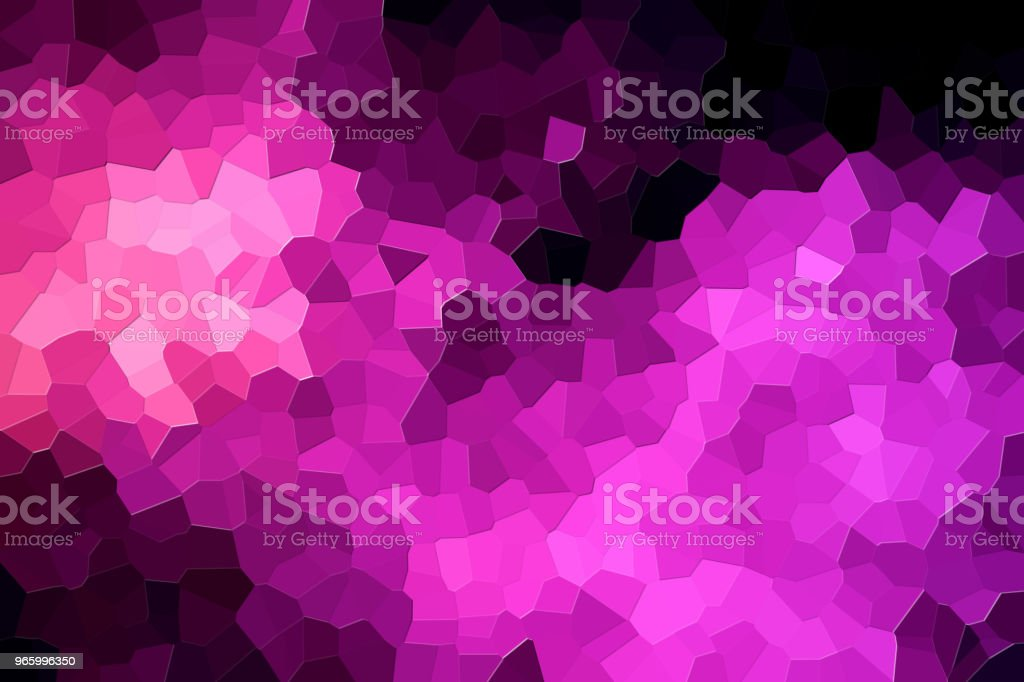 Abstracte moderne geometrische patroon - Royalty-free Aan de kant van Stockfoto