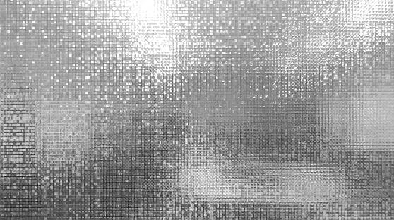 馬賽克牆的單光和玻璃門或窗上的散景在神秘的秘密會議室藝術壁紙和紋理或背景 照片檔及更多 住宅房間 照片