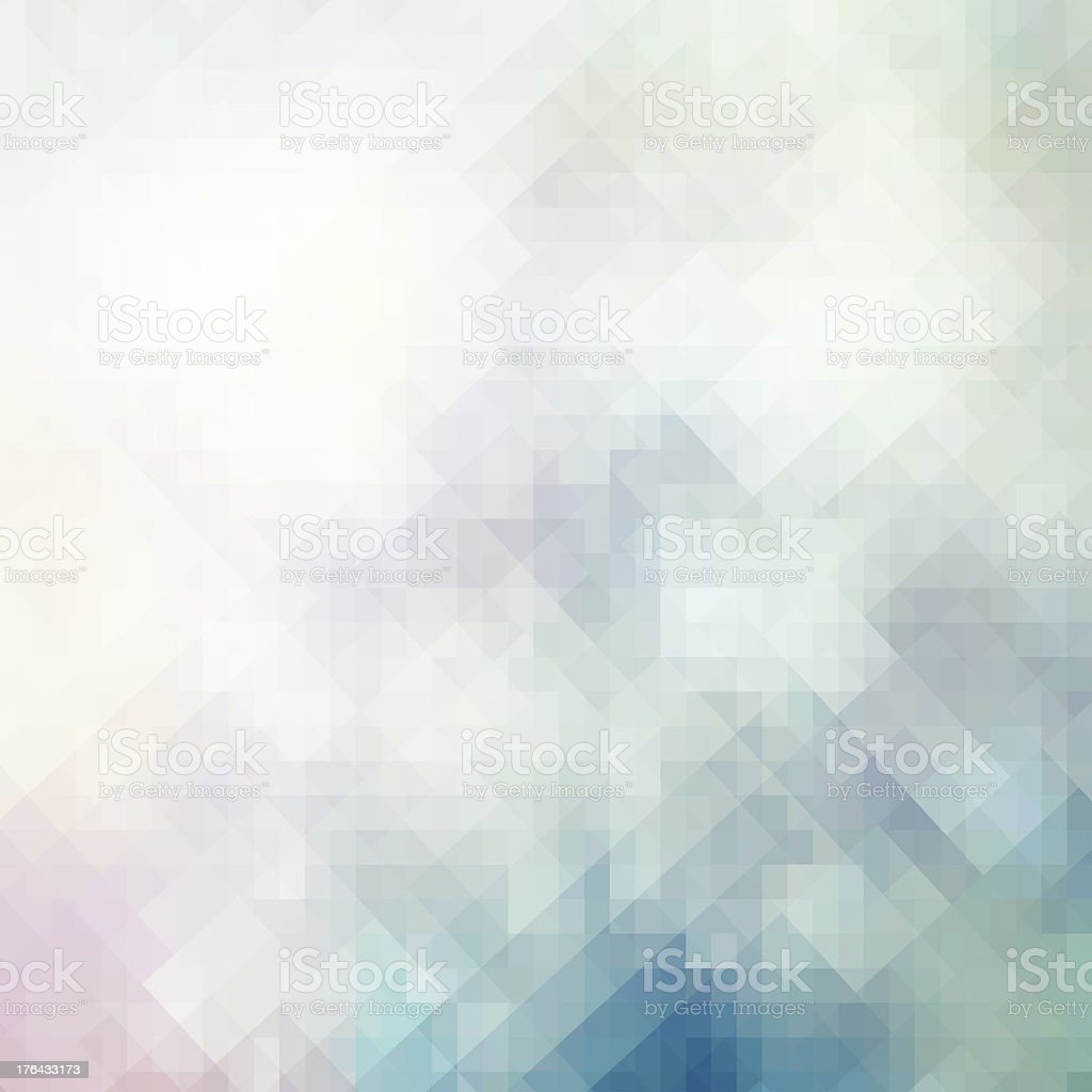 Abstract mosaic background royalty-free stock photo