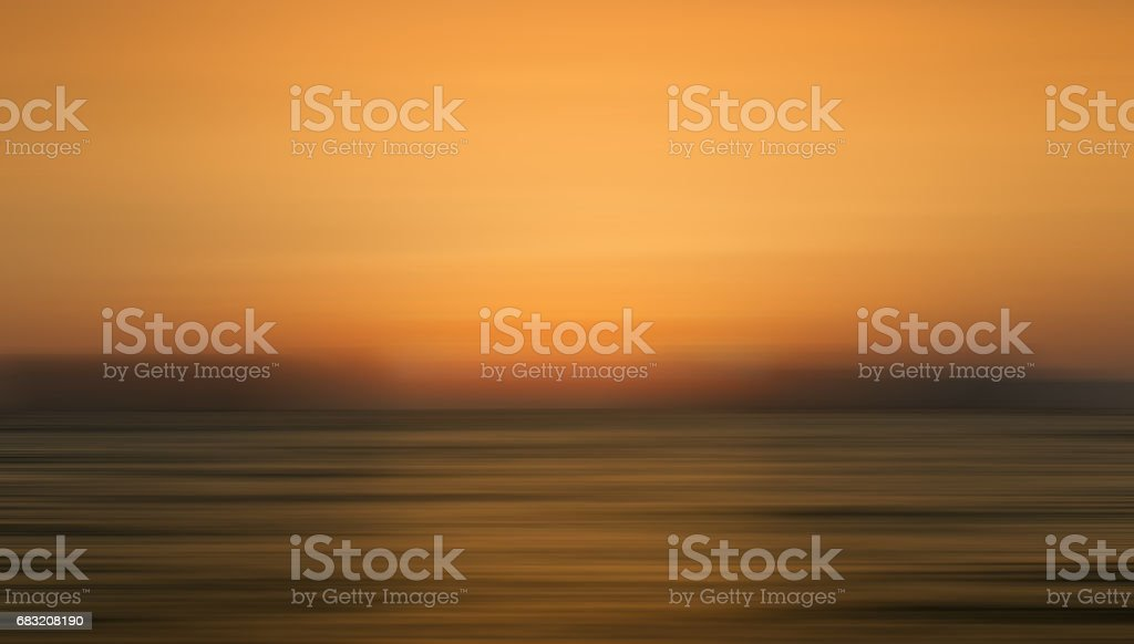 abstract motion of sunlight on the sea royalty-free 스톡 사진