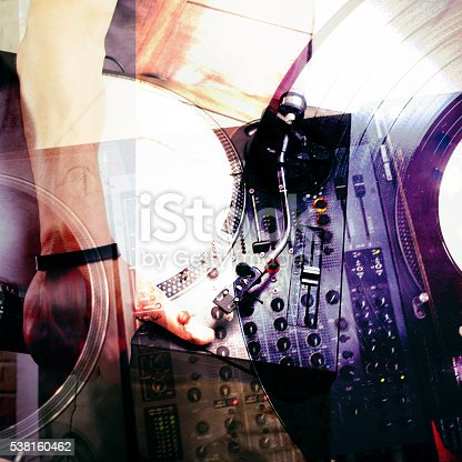 istock Abstract music background 538160462