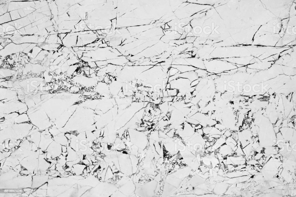 Abstract natural marble black and white, black marble patterned texture background stock photo