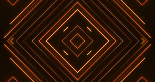 abstrait neon lights backgrounds - dance music photos et images de collection